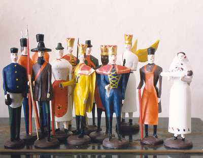 Figurengruppe
